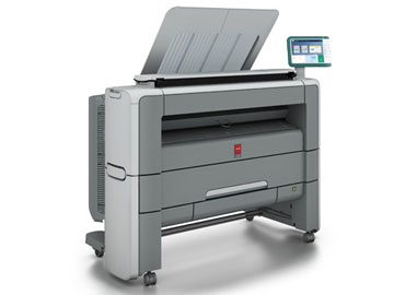 OCE Large Wide Format Printers