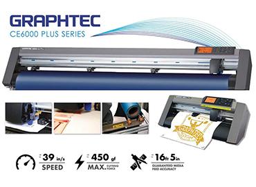 Graphtec CE6000 Plus Cutter
