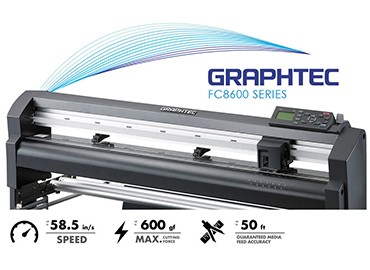 Graphtec FC8600 Cutter