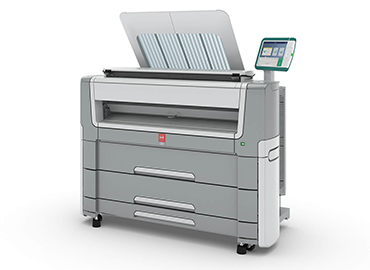 OCE 450/550 Plotwave Printer