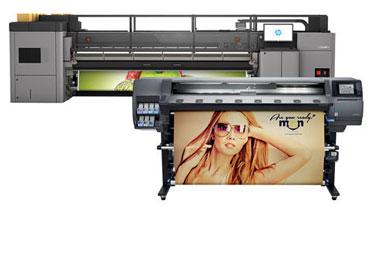 HP Large Format Latex Printers