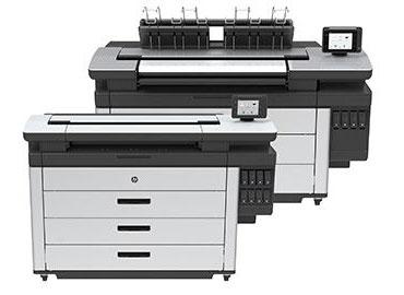 HP Pagewide XL Printers